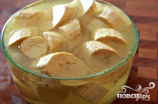 Бананово-кукурузный суп - фото шаг 3
