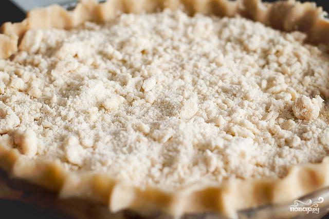 Ванильный пирог - фото шаг 5