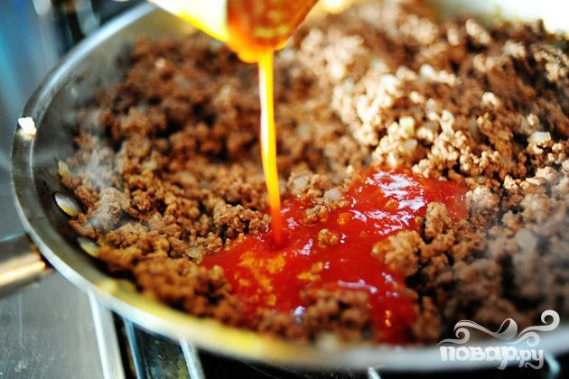 Бурито с говядиной и фасолью - фото шаг 1