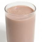 Рецепт Шоколадно-ягодный милк-шейк
