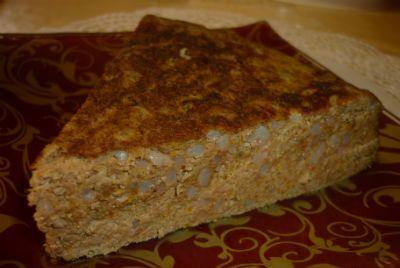Печеночный пирог в мультиварке - фото шаг 5