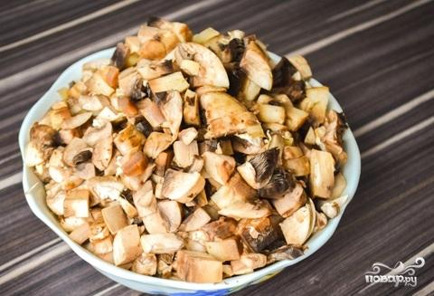 Картофельные лодочки с начинкой - фото шаг 2
