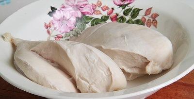 Белковый суп с курицей - фото шаг 3
