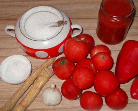 Рецепт Помидоры в собственном соку на зиму