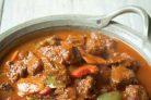Гуляш из говядины (классический рецепт)