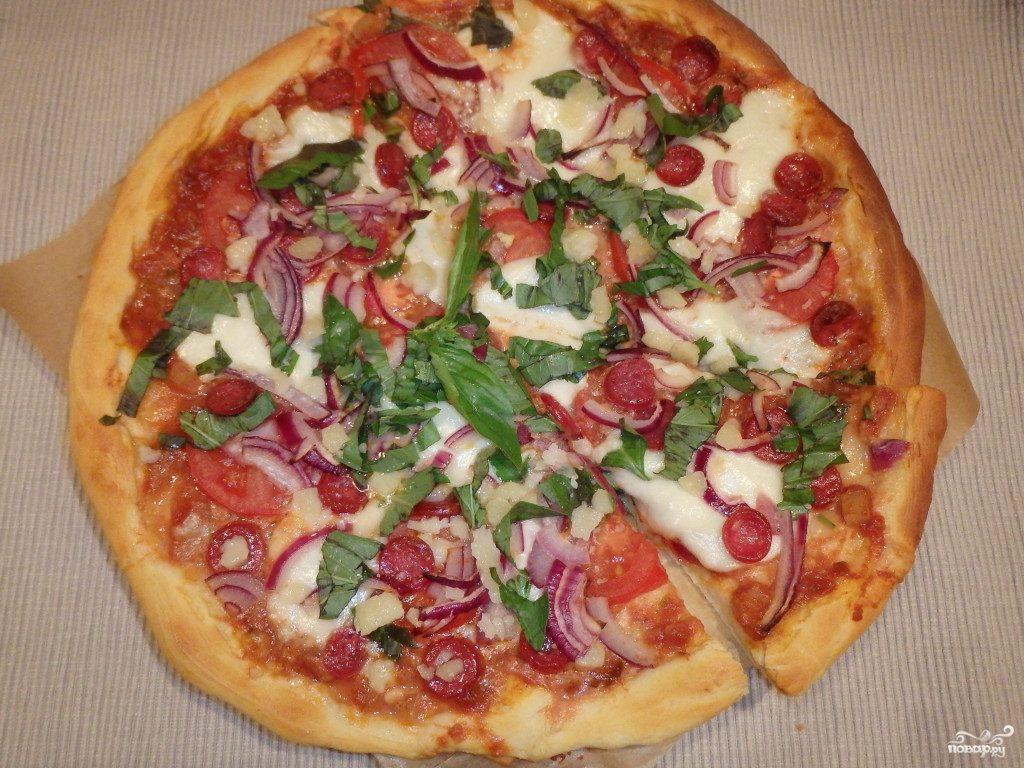 """Пицца """"Белорусская"""""""