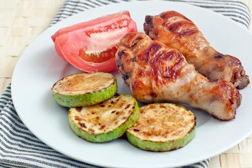 Курица в имбирно-медовом соусе - фото шаг 6