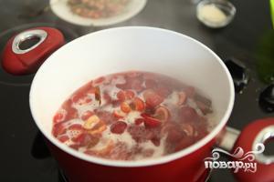 Суп из черешни - фото шаг 4