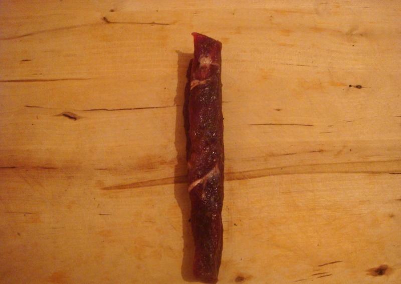 Говядина сыровяленая - фото шаг 4