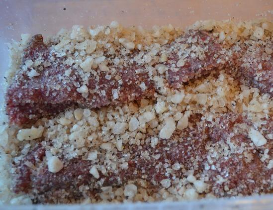 Рецепт Балык из баранины