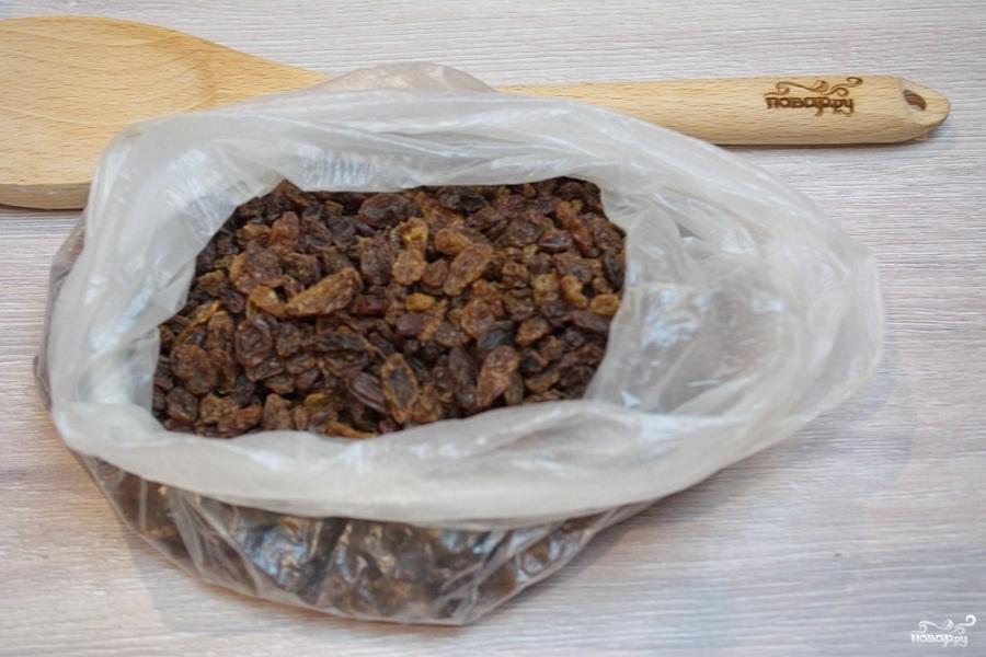 Шоколадная колбаса - фото шаг 7