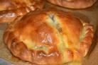Дагестанский пирог с мясом