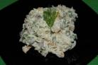 Салат Любимый с кукурузой