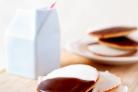 Печенье в шоколадно-медовой глазури