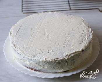Крем для торта без масла