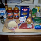 Рецепт Тройной сырный Зити