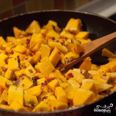 Тальятелле с соусом из мускатной тыквы - фото шаг 2