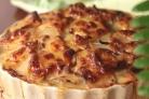 Запеканка картофельная с мясом и моцареллой