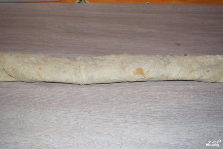 рулет с сыром адыгейским