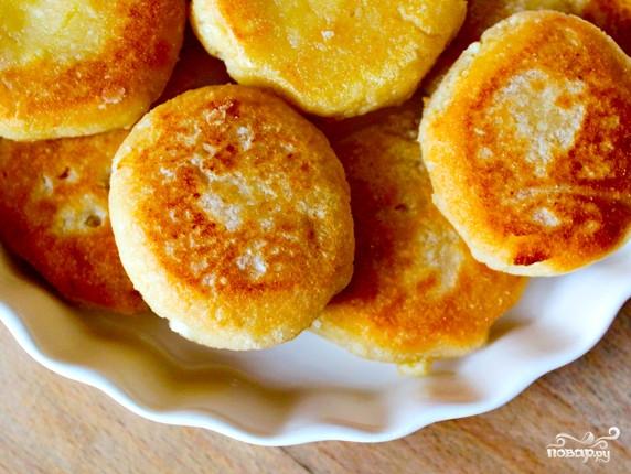 Сырники от Юлии Высоцкой - фото шаг 6