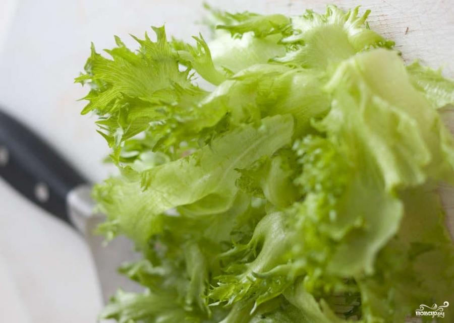 Салат по-французски - фото шаг 3