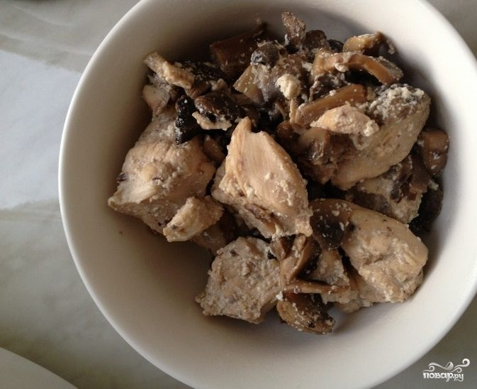Кабачки картошка курица рецепт с фото