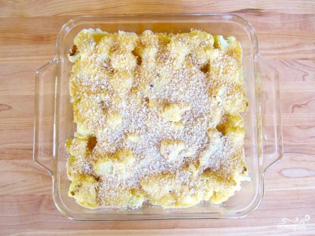 Цветная капуста, запеченная в духовке - фото шаг 7