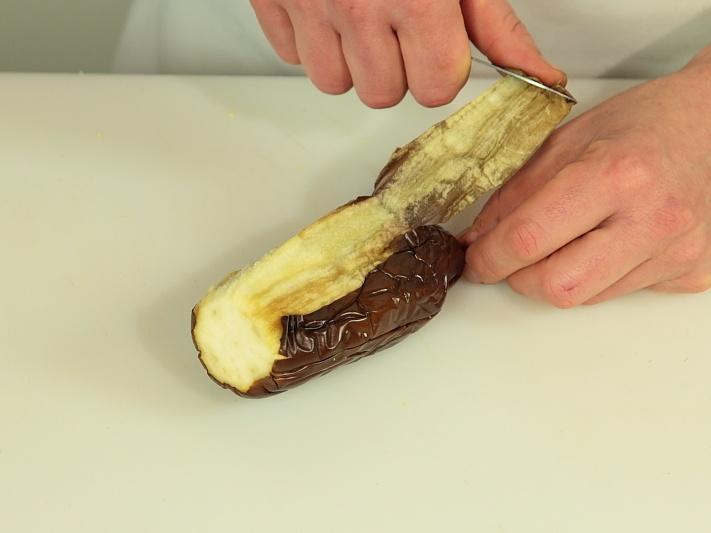 Салат из баклажанов арабский - фото шаг 2
