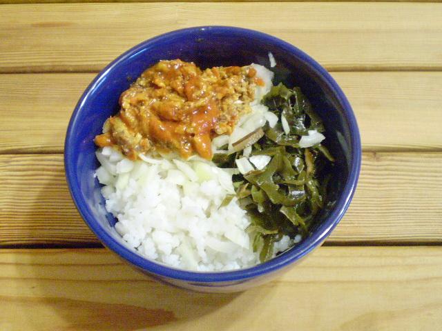 Салат к рыбе - фото шаг 4