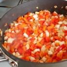 Рецепт Острый суп с фасолью