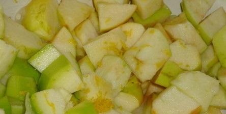 Рецепт Варенье из ананасовых яблок