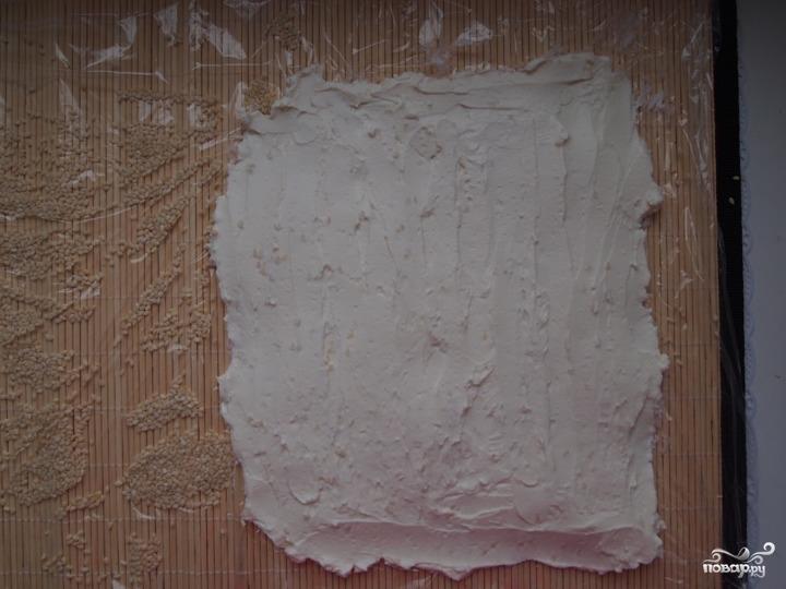 Фруктовые роллы - фото шаг 3