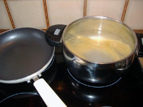 Кремовая паста с лососем  - фото шаг 3