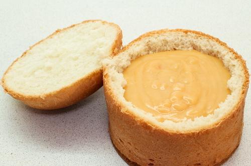 Гороховый суп в хлебе - фото шаг 6