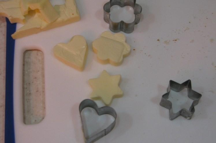 Закуска на шпажках с ветчиной - фото шаг 4