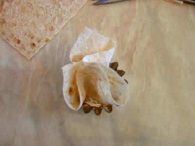 Тарталетки из лаваша - фото шаг 3