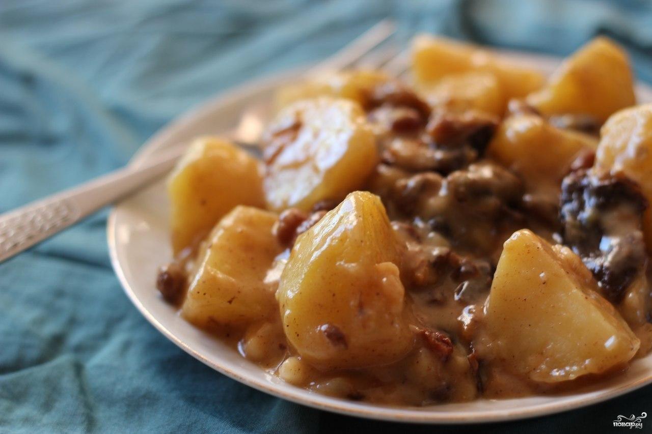 Картофельный цимес