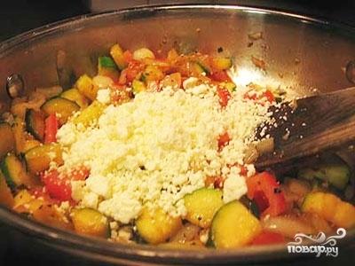 Палтус с овощами - фото шаг 4