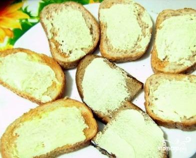 Рецепт Бутерброды с болгарским перцем