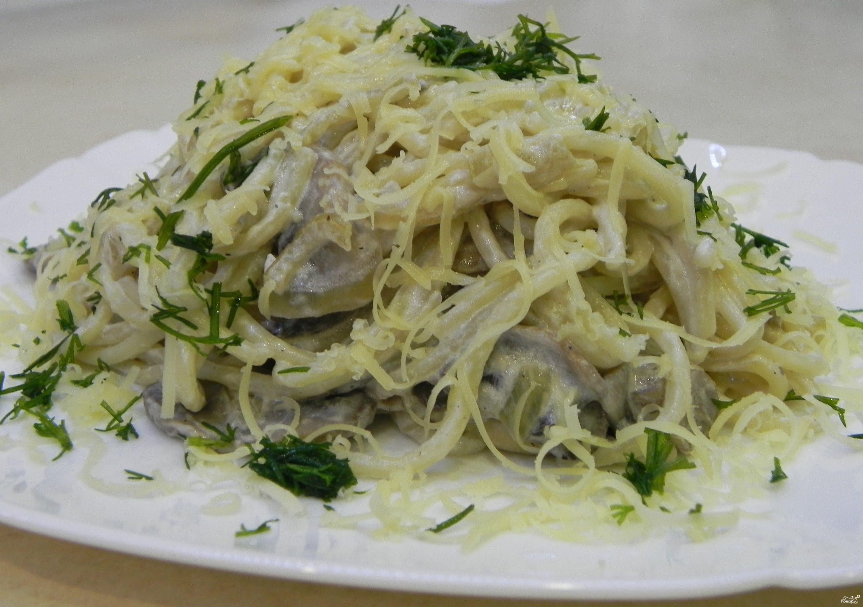 Грибной соус рецепт с пошаговым 5