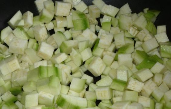 Рецепт Рагу из кабачков с рисом