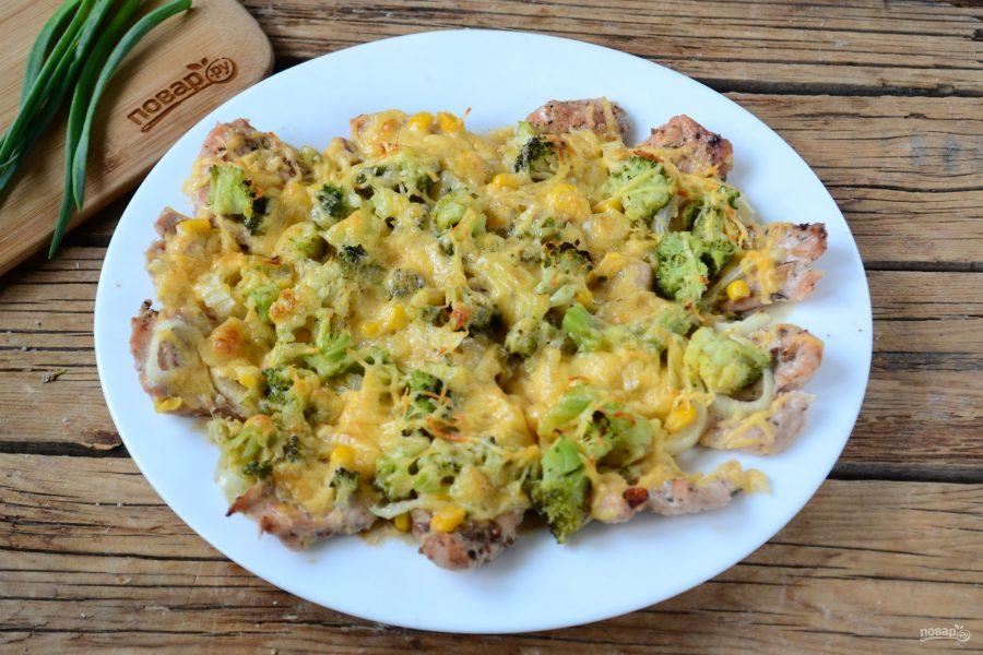 Пицца на курином филе рецепт пошагово