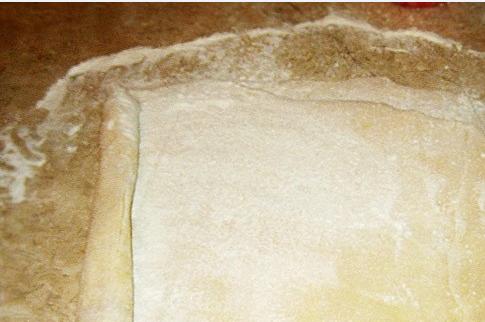 Кеспе с мясом - фото шаг 3
