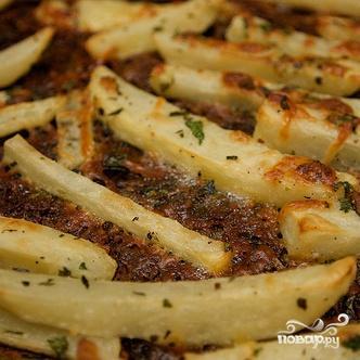 Итальянский картофель-фри - фото шаг 4