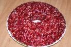 Салат Гранатовый браслет рецепт классический