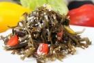 Салат по-корейски из морской капусты