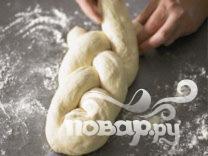 """Домашний хлеб """"Плетенка"""" - фото шаг 3"""