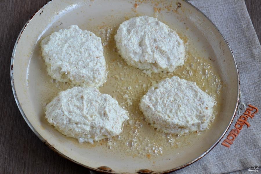 Сырники по Дюкану - фото шаг 4