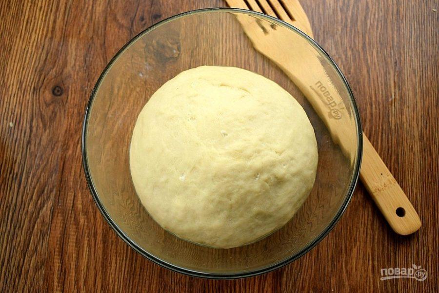 Как сделать дрожжевого теста для пиццы 532