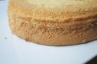Быстрый бисквит простой